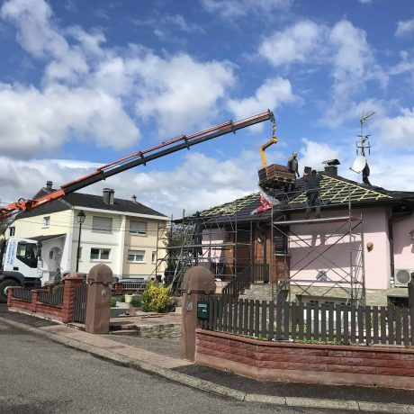 AT Couverture 68 Pulversheim - Travaux de toiture